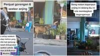 Inspiratif! 5 Orang Ini Rutin Sedekah Makanan ke Anjing dan Burung
