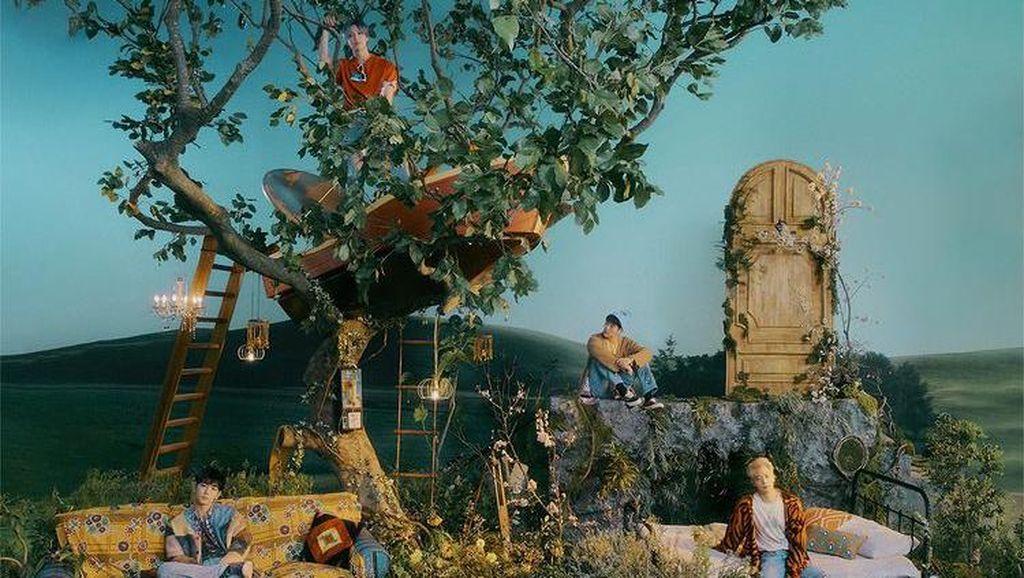 5 Fakta Atlantis, Single Baru SHINee Tentang Indahnya Jatuh Cinta