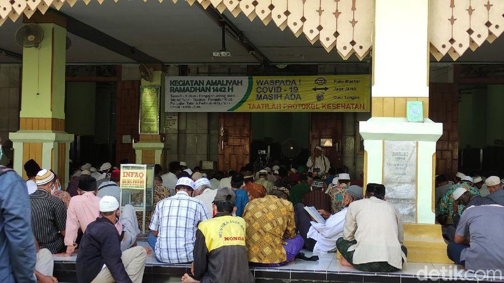 Sempat Ditiadakan, Semaan Al-Quran Masjid Agung Semarang Kembali Digelar