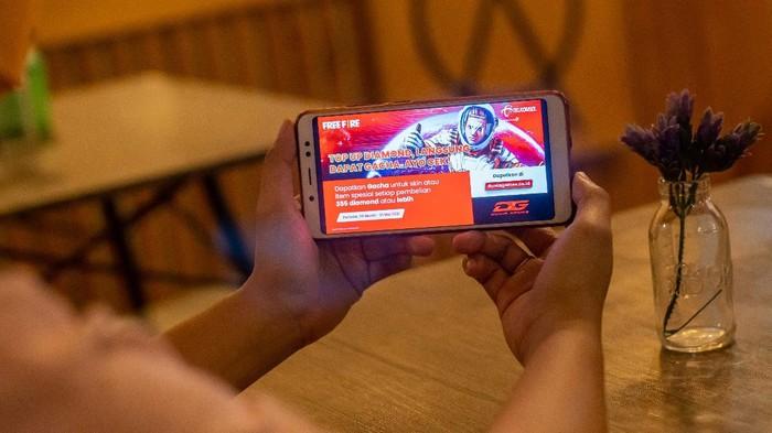 Telkomsel dan Garena Indonesia berkolaborasi menghadirkan special item Free Fire.