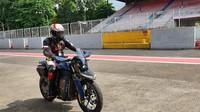 Kencan Singkat Bersama Anubis, Motor Listrik Lokal Berdarah Adventure Seharga Rp 300 Juta