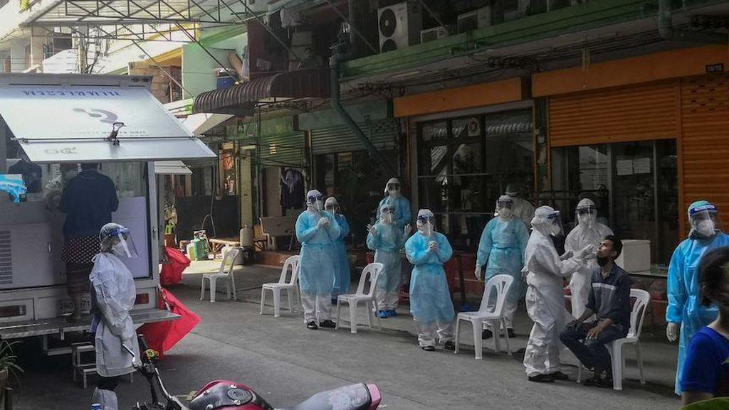 Thailand Capai Hampir 1.000 Kasus COVID-19 Sehari, Pembatasan Aktivitas Diperketat