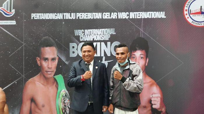 Kejuaraan tinju World Boxing Council (WBC) Internasional akan digelar Rabu (14/4). Di Balai Sarbini, Jakarta petinju tuan rumah Tibo Monabesa berjumpa Toto Landero (Filipina) kelas Light Heavyweight.