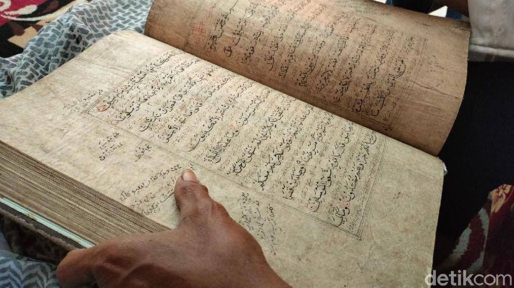 Berusia 363 Tahun, Al Quran Ini Ditulis Tangan di Atas Kulit Pohon
