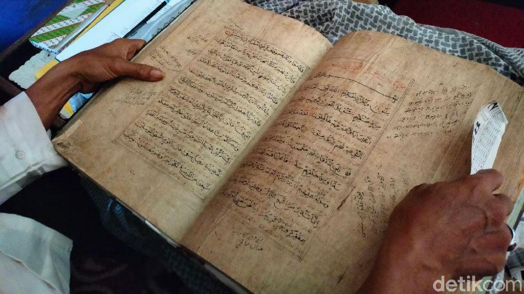 Kisah Al Quran Berusia 363 Tahun: Hilang di Laut, Lalu Kembali ke Pemilik