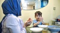 Psikolog Bagikan Tips Mengendalikan Emosi Anak Selama Berpuasa