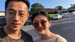8 Foto Kemesraan Barbie Hsu dengan Suami Sebelum Skandal Goda Wanita di Medsos