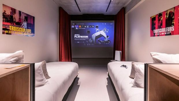 Bioskop dalam hotel