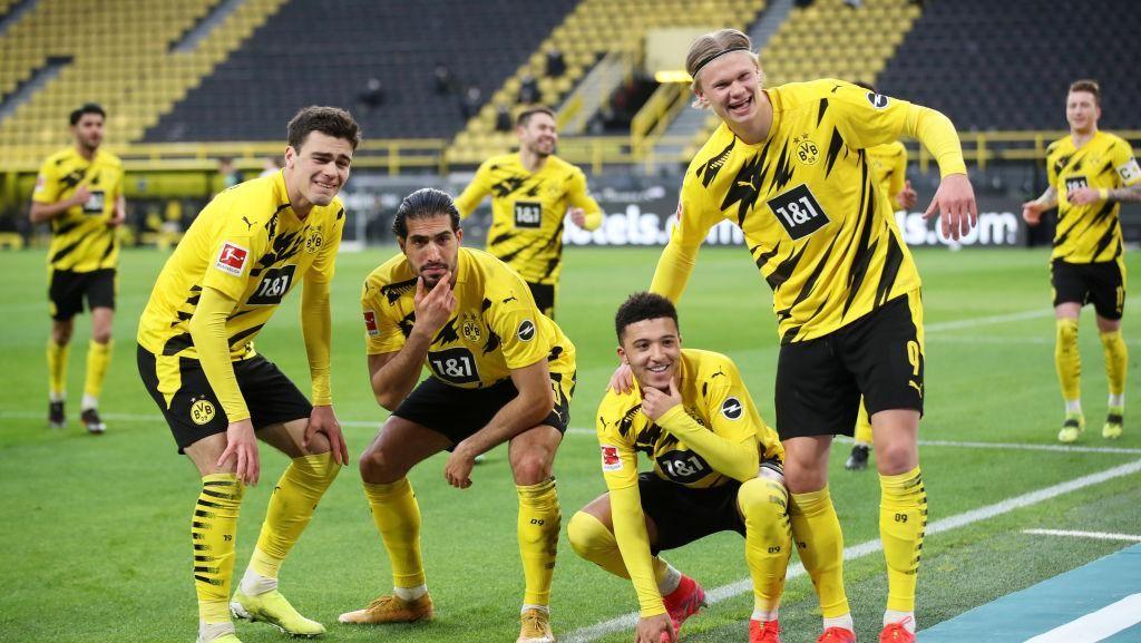 Keuangan Dortmund Sehat, Ngapain Jual Pemain?