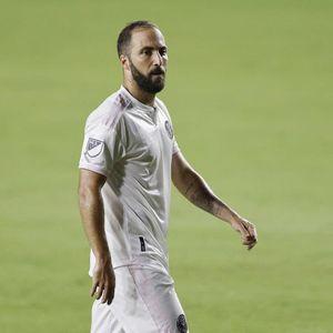 Higuain Lebih Bahagia Main di MLS ketimbang Eropa