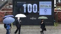 Hitung Mundur 100 Hari Menuju Olimpiade Tokyo