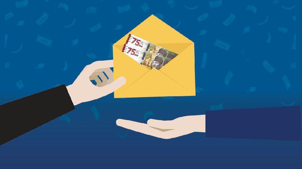 Cara Tukar Uang Baru Rp 75.000 buat Angpao Lebaran