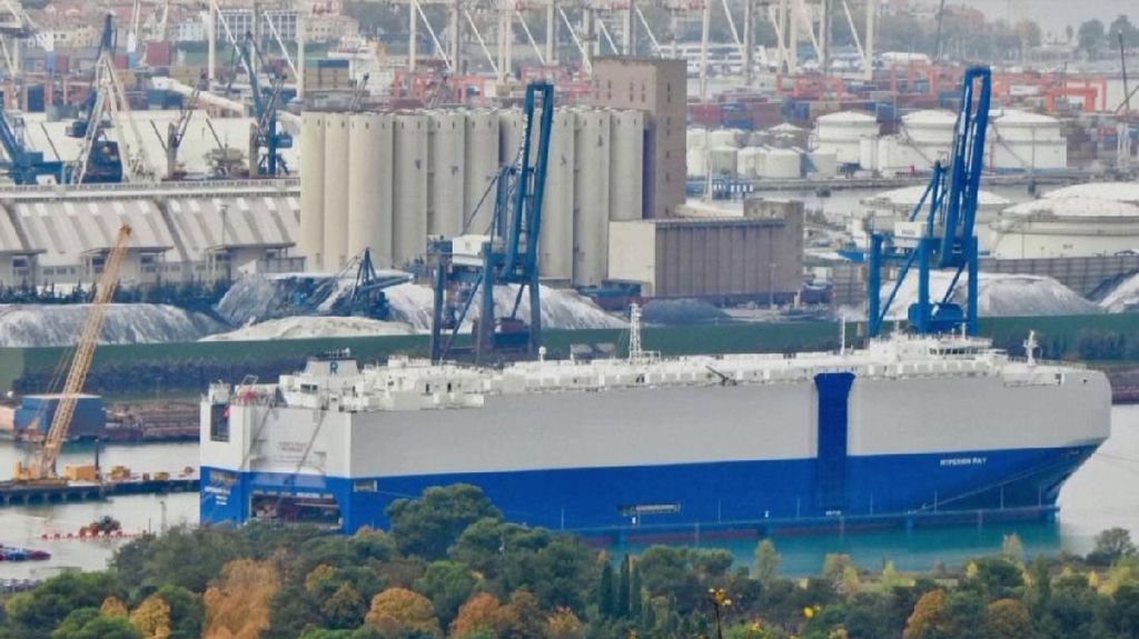 Kapal Diserang Rudal, Israel Tuduh Iran