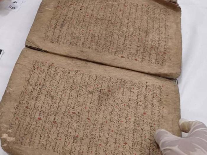 Kitab Amjah, Manuskrip Tentang Kisah 25 Nabi Tersimpan di Museum Sunan Drajat Lamongan