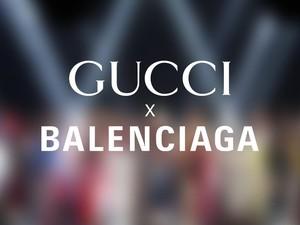 Beredar Rumor Gucci dan Balenciaga Kolaborasi, Koleksi Dirilis Besok
