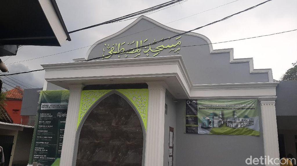 Masjid Al Mustafa Bogor, Perpaduan Ulama Banten dan Cirebon