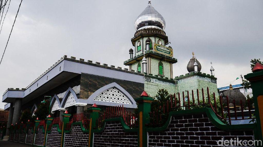 Masjid Baiturrokhmah Cimahi, Tempat Ulama Atur Strategi Usir Penjajah