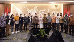 Airlangga Dukung Pemulihan Industri Musik Indonesia di Masa Pandemi