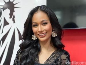 Tantangan Aurra Kharisma Karantina Miss Grand International saat Pandemi