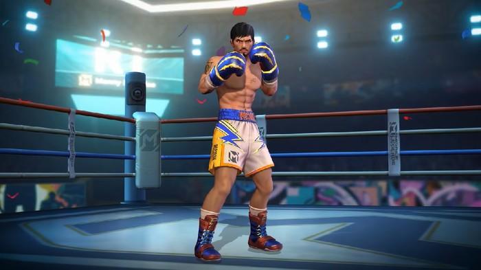 Mobile Legends Rilis Skin Licensed Manny Pacquaio untuk Hero Paquito