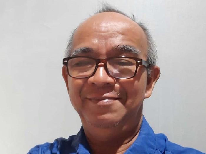 Pakar geologi Institut Teknologi Sepuluh Nopember (ITS) Amien Widodo