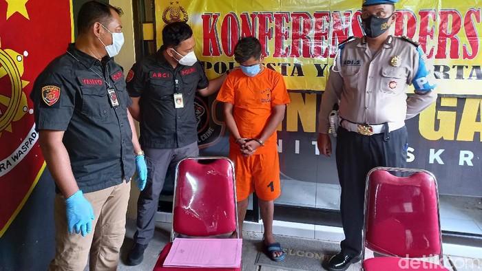 Pelaku pencabulan siswi SMP di Kotagede, Yogyakarta