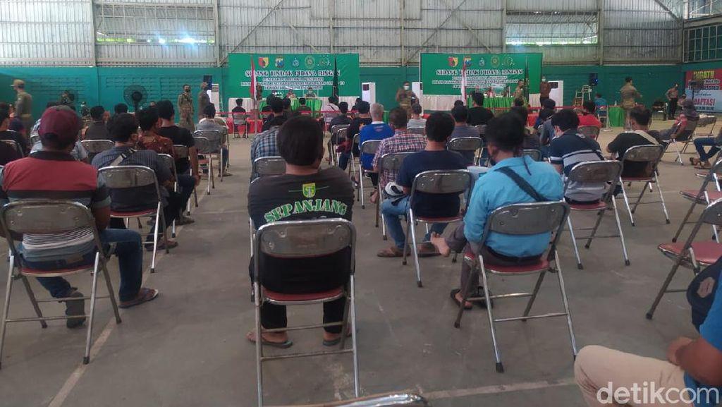 Pelanggar Prokes di Sidoarjo Capai 16 Ribu Orang, Total Dendanya Rp 1,6 M