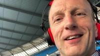 Peter Drury, Sang Dewa Puisi Komentator Sepakbola
