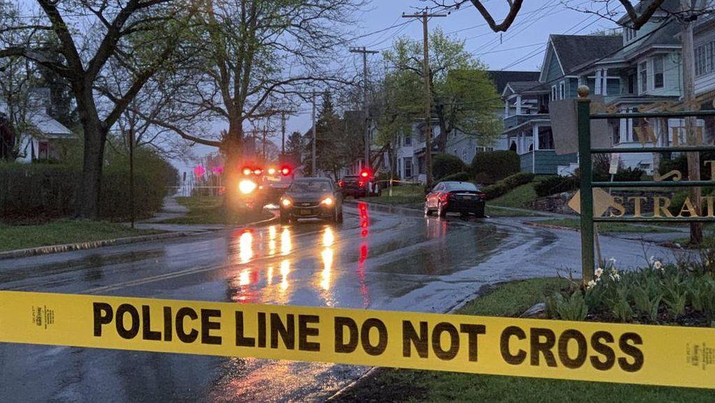 Rekaman Bodycam Detik-detik Penembakan Remaja 15 Tahun di AS