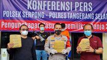 Edarkan Ganja di Kampus Jakarta, Mahasiswa Ditangkap Polsek Serpong