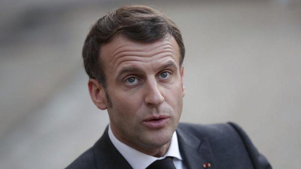 Macron Umumkan Pemimpin ISIS di Sahara Tewas Melawan Militer Prancis