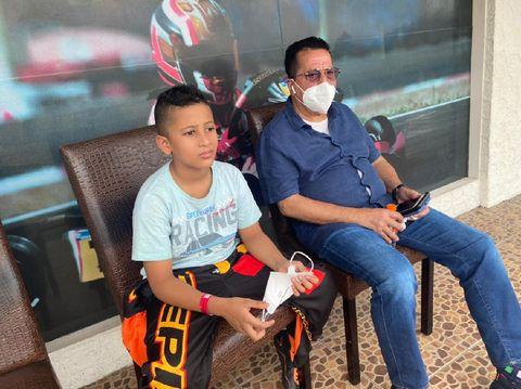 Qarrar Firhand Ali akan terbang ke Italia bulan depan untuk mengikuti balapan gokar di sana