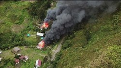 TNI-Polri Kembali Kontak Tembak dengan KKB di Ilaga Papua
