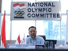 100 Hari Jelang Olimpiade Tokyo, Ini Misi Besar KOI