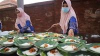 Hanya Ada Saat Ramadan, Ini Intip Ketan di Masjid Sunan Kudus