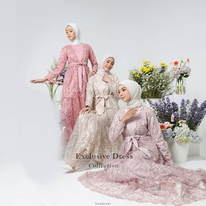 Tren Baju Lebaran 2021, Ini 10 Online Shop yang Jual Long Dress Hijab