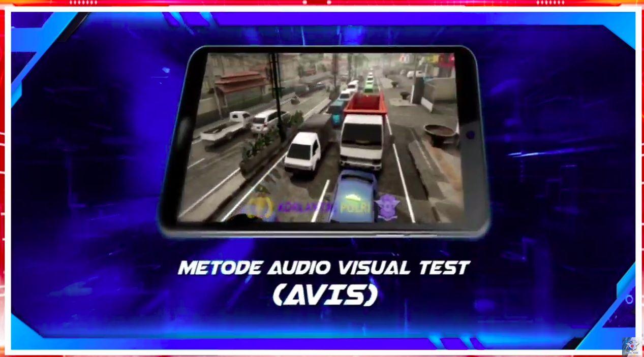 Ujian Teori SIM Secara Online