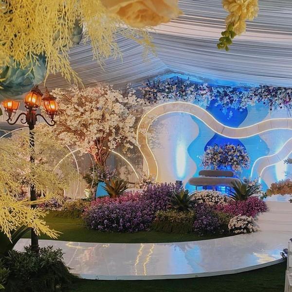 Seperti Ini Dekorasi Pernikahan Viral Bikin yang Nikah di Gedung Menyesal