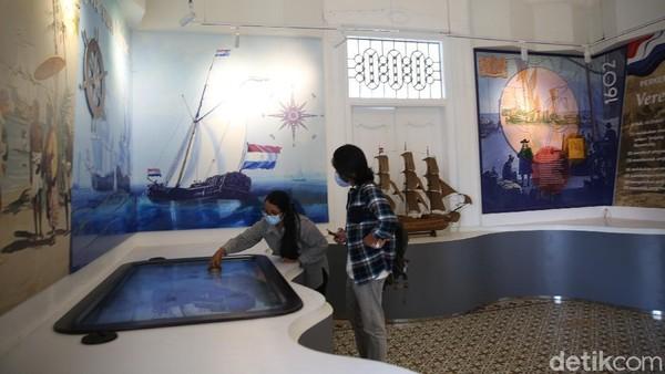 Bagi pengunjung yang hendak masuk ke dalam museum Gedung Juang akan dibatasi, hanya 20 orang saja.