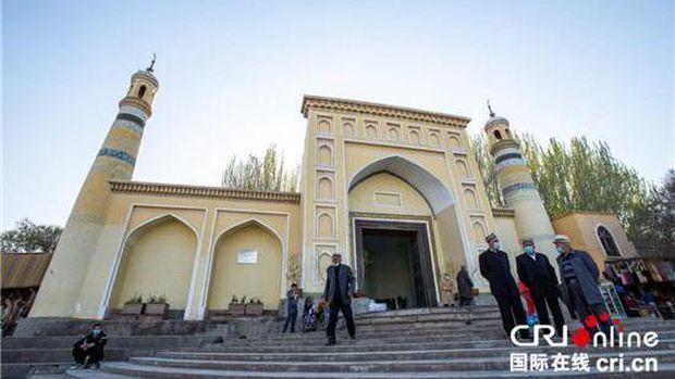 Warna Warni Ramadhan di Xinjiang China. Ist