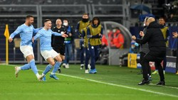 Dortmund Vs Man City: Menang 2-1, The Citizens ke Semifinal