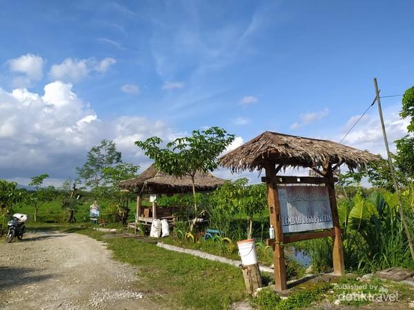 Lembah Desa Pulutan