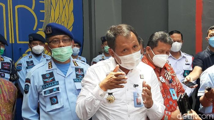 34 napi terorisme di Lapas Gunung Sindur ikrar setia NKRI