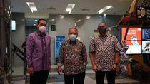 Andre Rosiade & Mendag Antar Surat Revitalisasi Pasar Sumbar ke Menteri PUPR