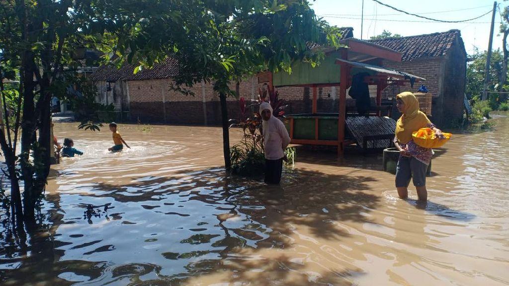 Banjir Madiun Landa 21 Desa di 6 Kecamatan