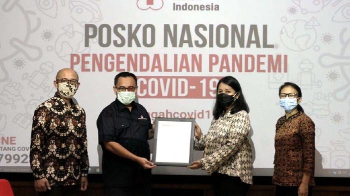 Bencana terjadi di sejumlah wilayah di Indonesia. Bantuan untuk pemulihan pasca bencana terus dikirimkan lewat Palang Merah Indonesia (PMI).