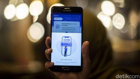 Baru Diluncurkan, Aplikasi Perpanjang SIM Online Tak Bisa Diakses