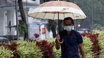 Cuaca Ekstrem, Bandung Diguyur Hujan Angin dan Petir