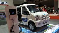Jadi Mobil Listrik Niaga Pertama, DFSK Gelora E Disebut Menhub Cocok Jadi Feeder Bus