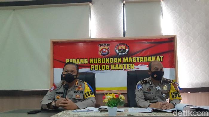 Dirlantas Polda Banten Kombes Rudy Purnomo